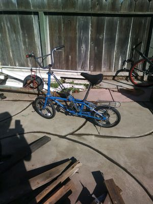 Fold up bike for Sale in Manteca, CA