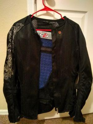 Joe Rocket women motorcycle riding jacket for Sale in Franklin, TN