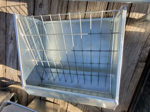 Small hanging goat / sheep feeder for Sale in Hemet, CA