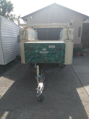 3/4 ton utility trailer for Sale in Modesto, CA