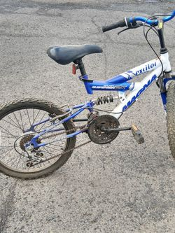 White and Blue Small Bicycle for Sale in Vancouver,  WA