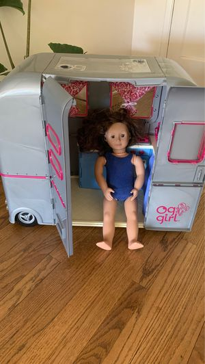 OG girl doll with motorhome for Sale in San Diego, CA