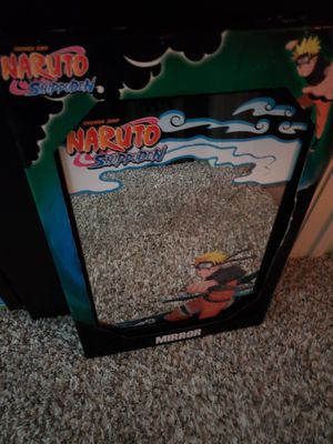 Anime Naruto shippuden shonen jump wall decor for Sale in Saginaw, TX