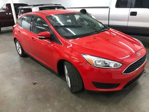 Ford Focus se 2016 hatchback 31000 miles salvage for Sale in Aurora, CO