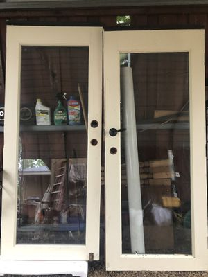 French doors. for Sale in Duncanville, TX