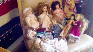20 Porsilyn Dolls for Sale in Fresno, CA