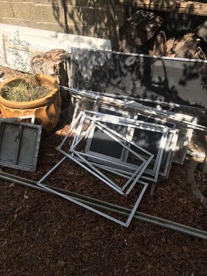 Windows screen and vent for rv camper or trailer for Sale in Scottsdale, AZ
