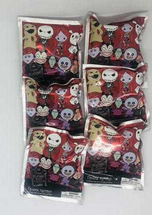 Nightmare Before Christmas Movie Figural Keyring Lot of 6 for Sale in Forest Park, IL