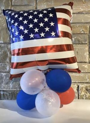 4th of July Balloon Bouquet for Sale in Plano, TX