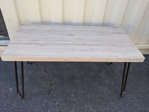 Rustic Coffee and End Table Set for Sale in San Diego, CA