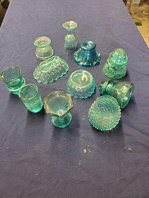 Fenton blue decoratively for Sale in Saint CLR SHORES, MI