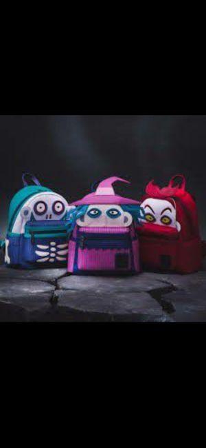Nightmare before Christmas backpacks for Sale in Oceanside, CA