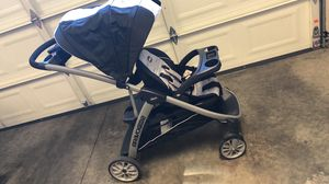 Bravo for 2 double stroller for Sale in Lakewood, WA