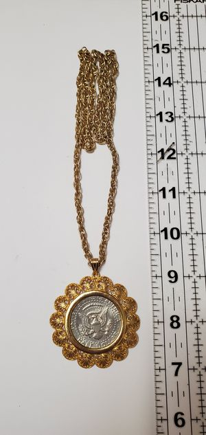 Half Dollar Necklace for Sale in Tacoma, WA