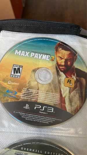 PS3 games all for $50 for Sale in Lincoln Acres, CA