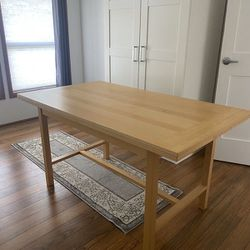 Crate & Barrel Expandable Dining Table for Sale in Seattle,  WA
