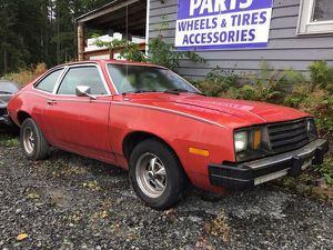 1980 Ford Pinto *COMPLETE PARTS CAR* for Sale in Lake Stevens, WA