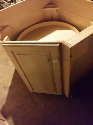 Solid Wood Kitchen Cabinet set for Sale in Manassas, VA