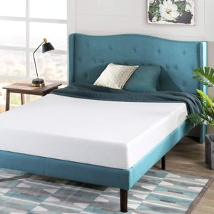 New Zinus 6 Inch Green Tea Memory Foam Mattress King size for Sale in Galloway, OH