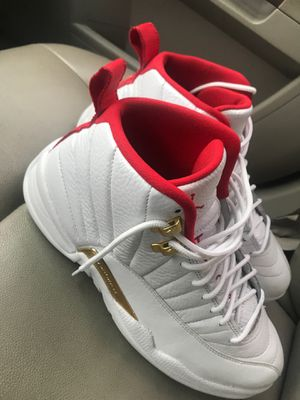 Jordan 12's size 9Any trades for Sale in Dallas, TX
