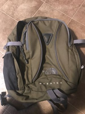 The North face wasatch backpack for Sale in UPPER ARLNGTN, OH
