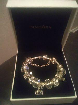 Pandora charm bracelet for Sale in Hurst, TX