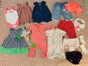 Baby girl (3-6 Months) Clothes & Toy! for Sale in Queens, NY