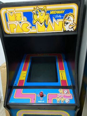 Ms. Pac-Man Arcade and over 50 games for Sale in Miami, FL