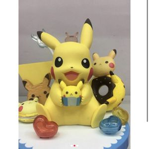 Pokemon Pikachu Tea Party Figure Statue for Sale in Aiken, SC