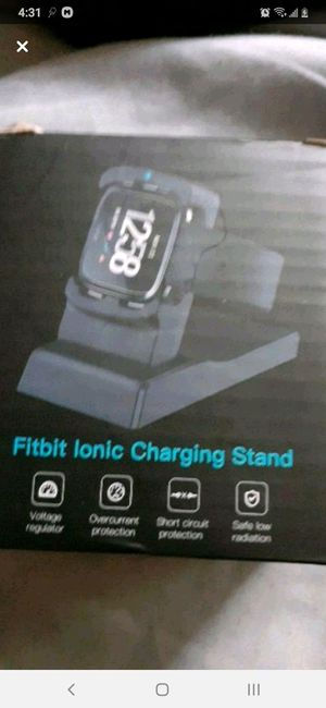 Fitbit ionic charger for Sale in Philadelphia, PA