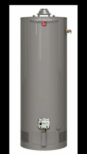 New 50 gallon gas water heater for Sale in Tempe, AZ