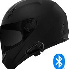 GDM® GHOST MARK II FULL FACE HELMET WITH BLUETOOTH for Sale in Hialeah, FL