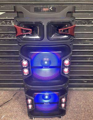 Bluetooth speaker 🔊 Karaoke 🎤 DJ mixer for Sale in Alexandria, VA