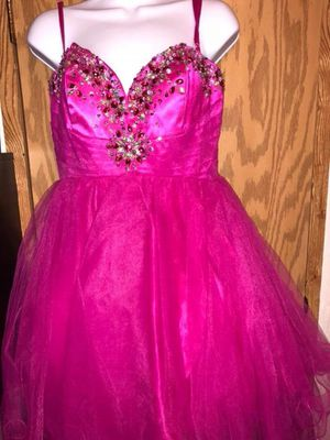 Prom girl homecoming dress for Sale in Fairmont, WV