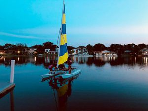 Aquacat Catamaran sailboat boat kayak canoe pwc for Sale in Miami Lakes, FL