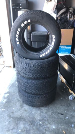 275/60/R15 for Sale in Fort Worth, TX