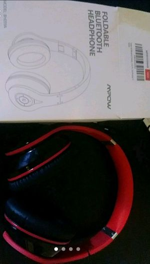 MPOW Bluetooth Foldable Headphones for Sale in Beaver, PA