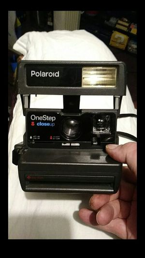 Vintage Poloroid One-Step Close-Up 600film camera for Sale in Gresham, OR