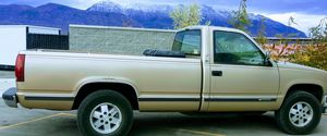 1988 CLEAN Chevy Silverado 4x4 single cab with a new engine under 10,000 miles on it for Sale in Elk Ridge, UT