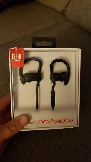 Power beats 3 wireless for Sale in Riverside, CA