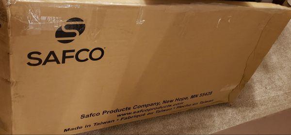 $120 OBO - New in box $260 Safco standing desk w/ very small blemish in back corner