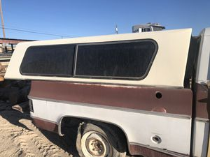 8 ' camper shell for Sale in North Las Vegas, NV