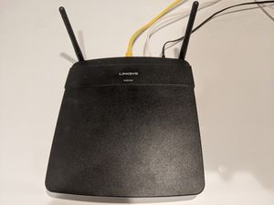Linksys EA6100 router for Sale in Carrollton, TX