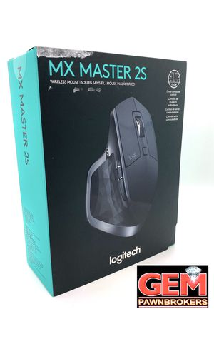 LOGITECH MX MASTER 2S MOUSE for Sale in Brooklyn, NY