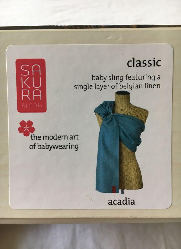 32ab82d6e79 Sakura Bloom ring sling in Acadia for Sale in Boise