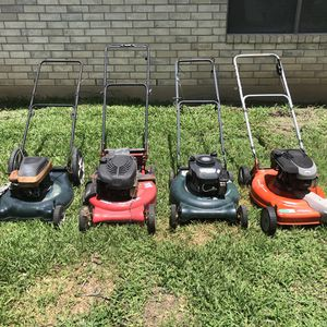 Non Working Mowers Parts or Repair for Sale in Pflugerville, TX