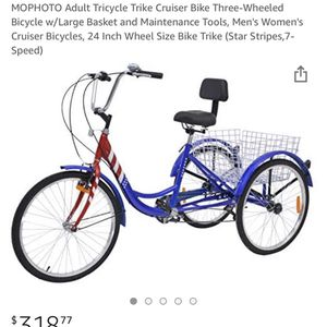 Tricycle for Sale in Fort Lauderdale, FL