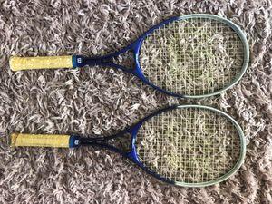 Tennis rackets Wilson pro star x2 for Sale in Redondo Beach, CA
