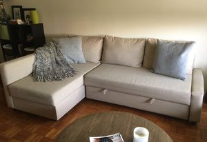 IKEA Sleeper Sectional for Sale in MARTINS ADD, MD