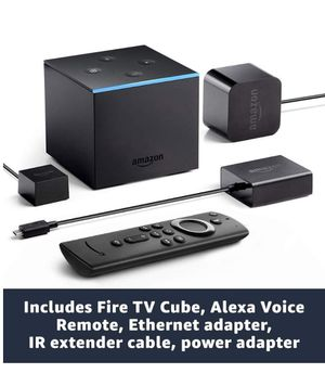 Fire TV Cube (2nd Gen) for Sale in Sun City, AZ